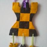Юрченко Костя, 5 лет, детский сад Ромашка. Шахматная Ладья. Солёное тесто.